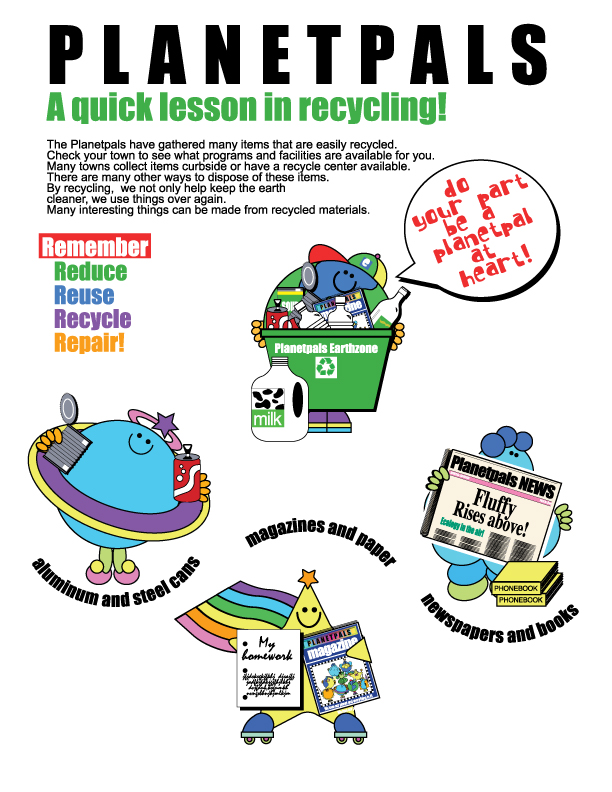 recycle lesson
