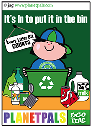 Let recycle Michael Teach you about recycling