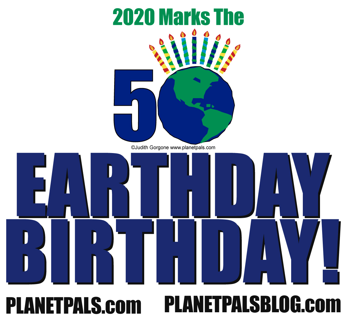 About Earthday 50th anniversary