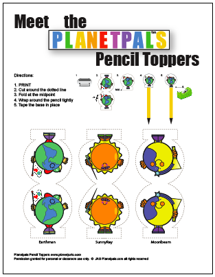 pencil toppers 2