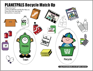 Planetpals recycle game download game for Earthday