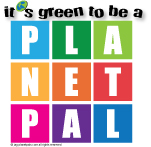 its green to be a planetpal