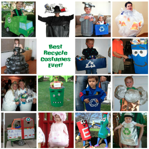 best recycle bin costumes ever