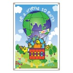 ebe a friend to earth poster