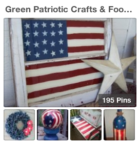 patriotic crafts and food ideas