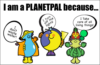 Planetpals Earthday Video Contest 2010 Kids Students Teachers