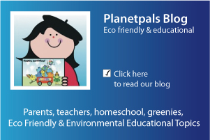 Planetpals blog eco friendly and informative
