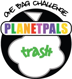 one trash bag logo