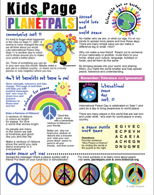 planetpals peace page