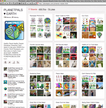 Planetpals Pinteresting  Boards