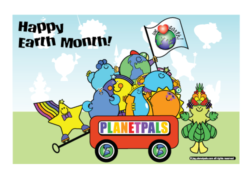 what is Earth Month