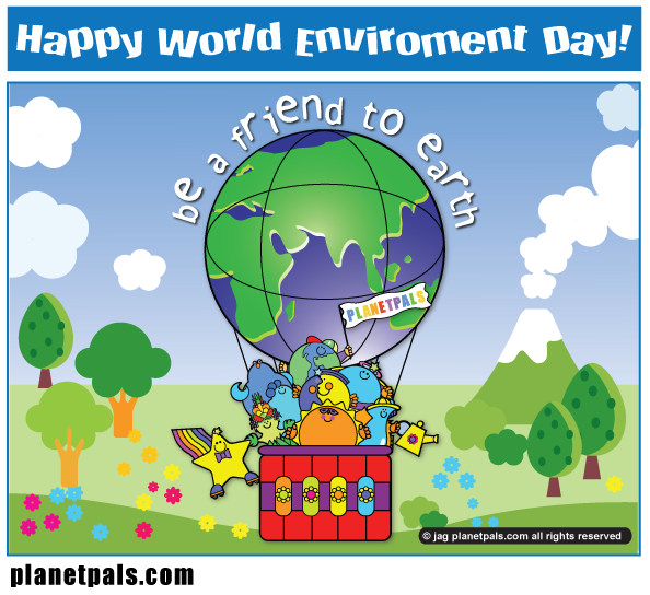 whaenis world environment day