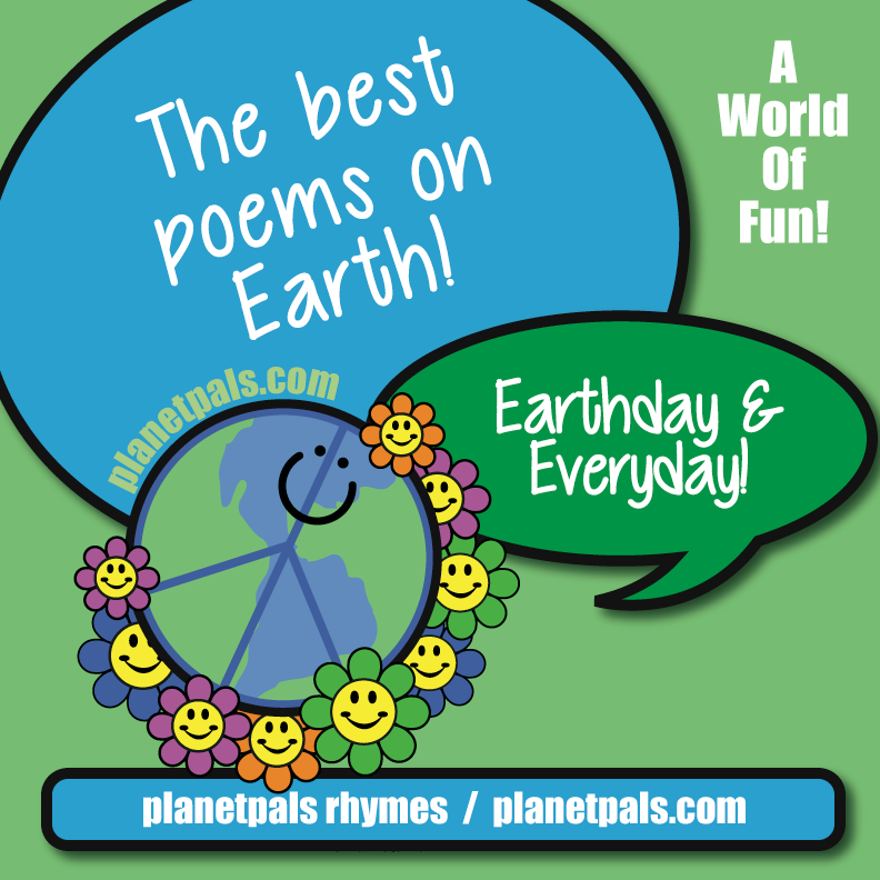 planetpals earth friendly poems