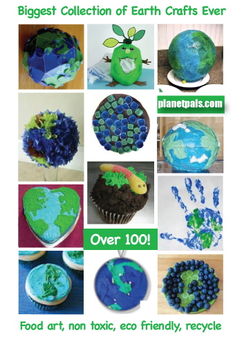 100 Earthday Recycle Crafts