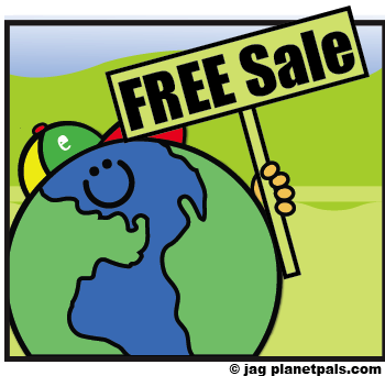 have a free sale