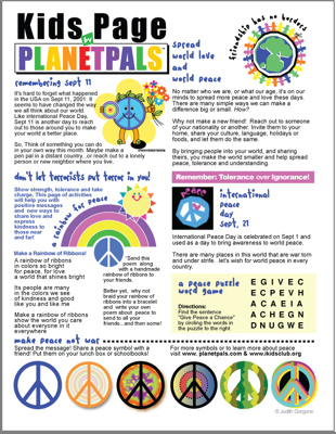 free download, healthy day checklist, healthy planet, healthy kids,