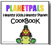 planetpals healthy cookbook