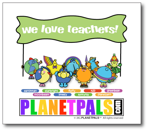 We love Teachers!