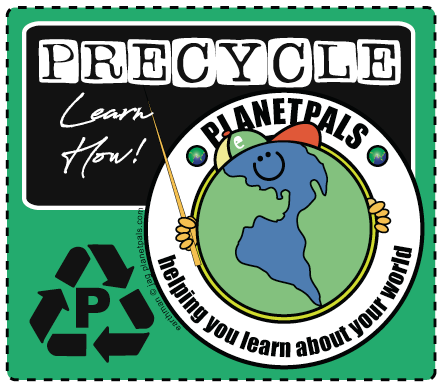 What is PRECYCLE and how does it help Earth?