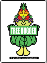 be a treehugger love the forest