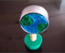 tuna can globe recycle project