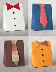 dad bags craft for fathers day