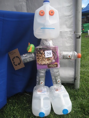 Project 2 recycled scarecrow research kirsten 39 s art website for Recycling ideas for kids