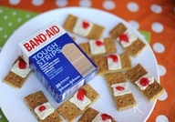 graham cracker halloween treats