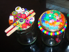 treasure jar craft