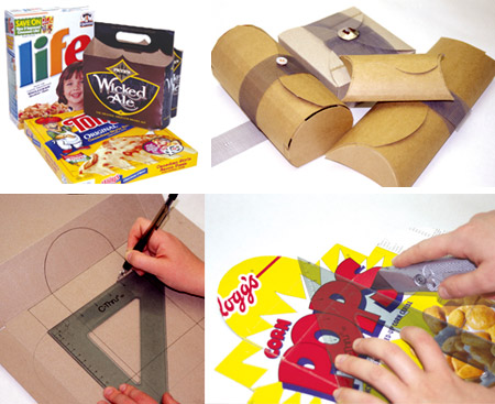 Craft Ideas Sell on Patterns And Ideas To Make Your Own Boxes From Recycled Boxes Plus