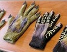 recycle monster gloves craft