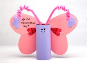 topilet paper roll love bug