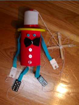 Planetpals Craft Page Make A Recycle Puppet Project From