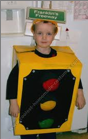 street light box costume