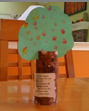 tube tree arbor day craft
