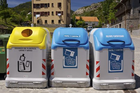 spain recycle bin