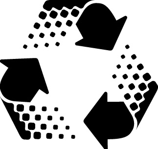 Recycle Symbols Clip Art Free