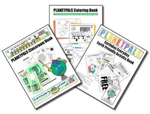 Planetpals books