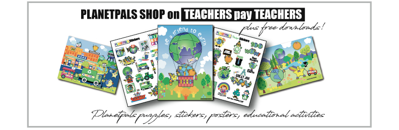 Planetpals Stickers, Activities, Classroom, Homeschool, Games, Downloads