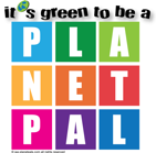 its green to be a pal